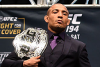 "Jose Aldo ""I've never seen Conor as the Featherweight Champion"""