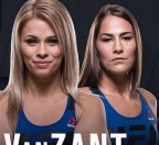 Paige VanZant vs. Jessica Eye to be rescheduled for the end of the year